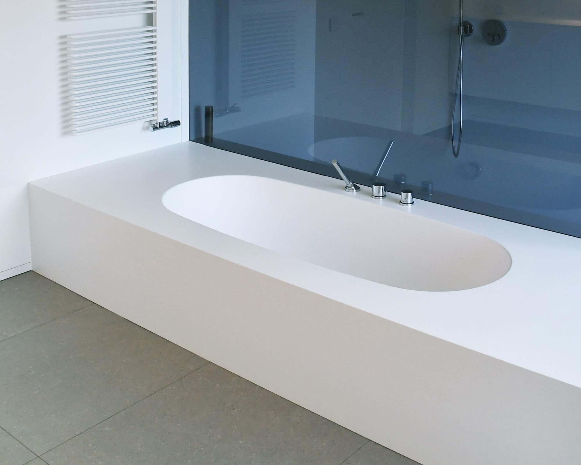 Featured Project | Mobitim - Corian Design