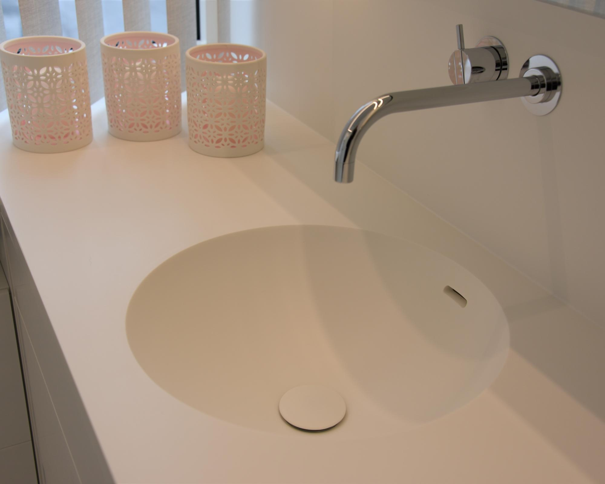 Bathroom | Mobitim - Corian Design